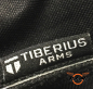Mobile Preview: Tiberius Arms Universal Molle Flaschentasche, schwarz