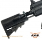 Preview: MAXTACT TGR X2 COMMANDO cal. 0.68 Paintball Markierer (Schwarz)
