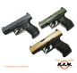 Preview: Walther PPQ M2 cal 0.43 RAL6003 Oliv  **Limited Edition**