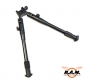 Preview: Bipod / Zweibein aus Metall SOLIDPOD von SOLIDCORE **TOP**
