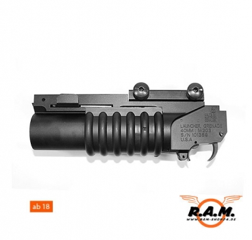 Granatwerfer Unterbau M203 Shorty QD original King Arms