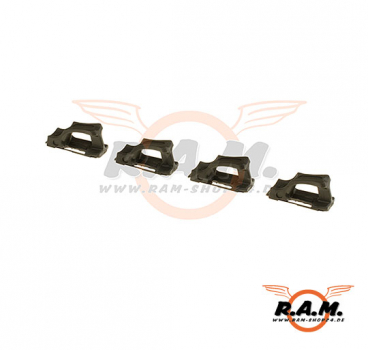 M4 Speedplate FOL (4er Set)