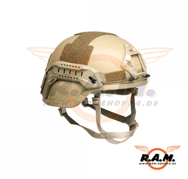 ACH MICH 2000 Helmet Special Action Version TAN