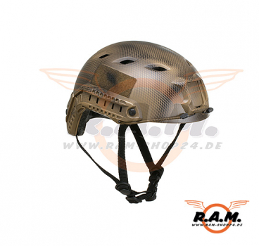 FAST Helm BJ Type Eco Version Subdued