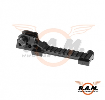 A2 Rear Sight Assembly (Leapers)