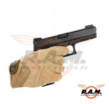 Shooting Gloves In Tan Invader Gear Ram Shop24de