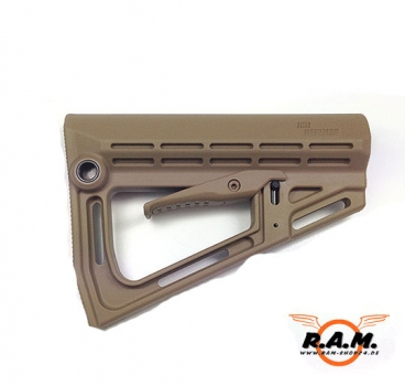 TS-1 Tactical Stock Mil Spec - IMI Defense - Tan