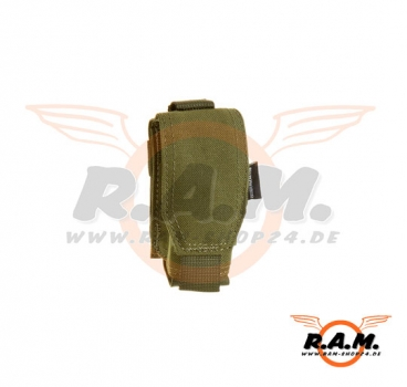 Single 40mm Grenade Pouch OD (Claw Gear)