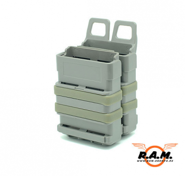 "FAST MAG GEN. 3 OD / Foliage 2er Pack ""Extra Breit"" SOLIDCORE"