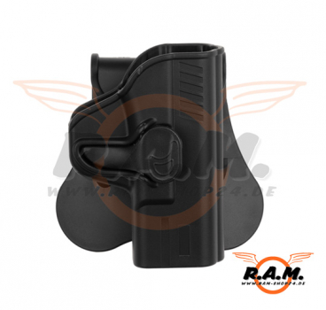 M&P Paddle Rotations Holster Combat HAMMER!!
