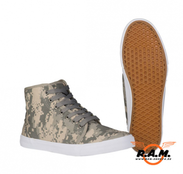 stylische Army Sneakers in AT-Digital (ACU)