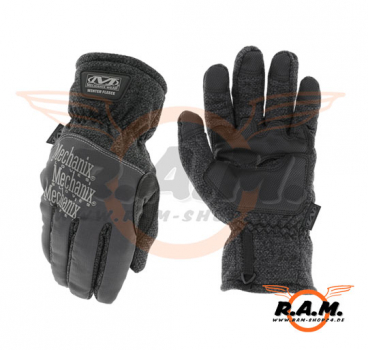 Mechanix Wear - Winter Fleece Black