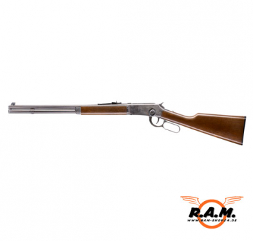 Legends Cowboy Rifle CO2 Luftgewehr 4,5mm, Stahl BBs, Antique Finish