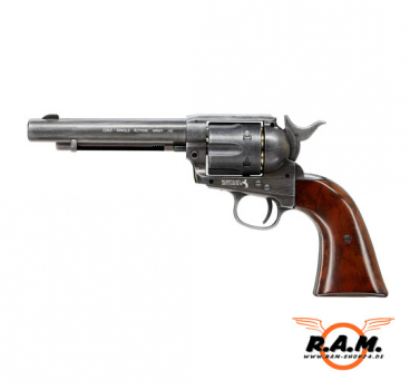 Revolver COLT SAA .45 Peacemaker cal 4.5mm Diabolo - Antik Finish