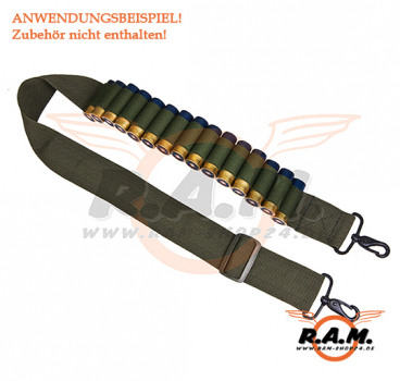 Tactical Shotgun Sling OD (Invader Gear)