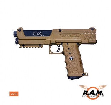 Tippmann TiPX Pistol Coyote Brown