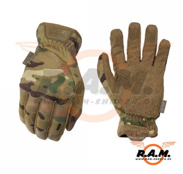 Fast Fit Gen II Mechanix Wear in Multicam