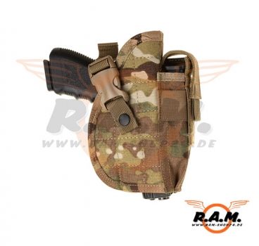 Belt Holster Multicam (Invader Gear)