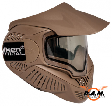Paintball Maske VALKEN MI-7 thermal - Tan