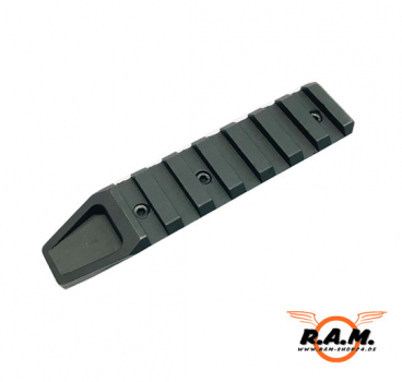 KeyMod 7 Slot Rail Section für RIS Handguards
