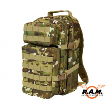SOLIDCORE US BackPack, 25L in multicam