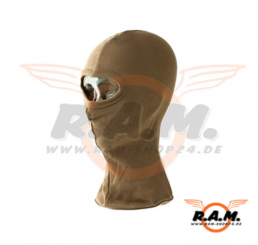Invader Gear - Single Hole Balaclava Coyote Brown