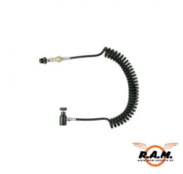 ZEN Remote Hose with slide check, schwarz