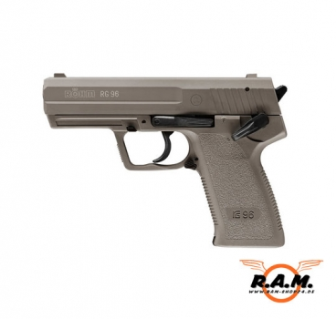 Röhm RG96 Icon Gray cal. 9 mm P.A.K.