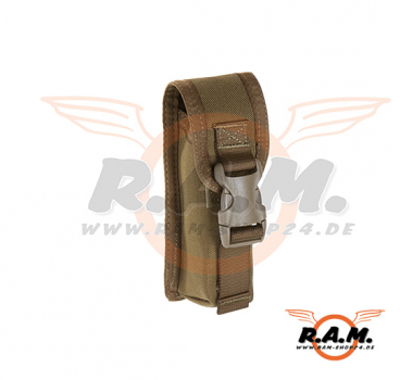 Torch Pouch Coyote Brown (Claw Gear)