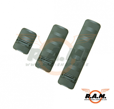 Battle Rail Covers Foliage Green