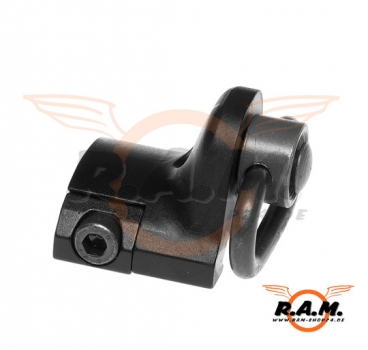 GS Rail Mount Hand Stop BLK (Element)