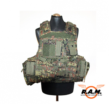 Mod Carrier Combo Flecktarn (Invader Gear)