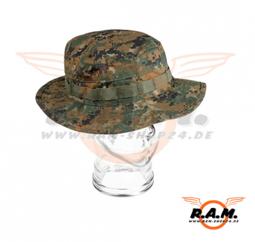 Invader Gear - Boonie Hat Digital Woodland