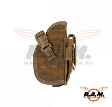 Belt Holster Coyote Brown (Invader Gear)