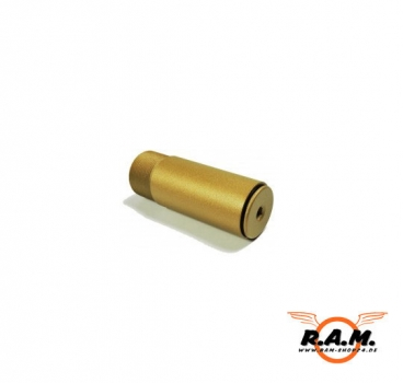 CAM870  +1 Magazine Extension Tube in gold, orginal A.P.S.