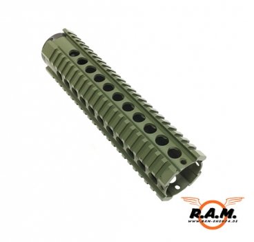 "RIS SYSTEM GOLIAT 10"" RAL6003 HAMMER von SOLIDCORE"