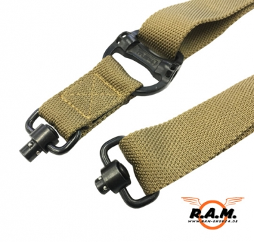 SOLIDCORE MS4 Multi Mission Sling desert / Tan