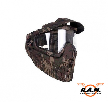 Paintball Maske JT Flex 8 Spectra Thermal camo