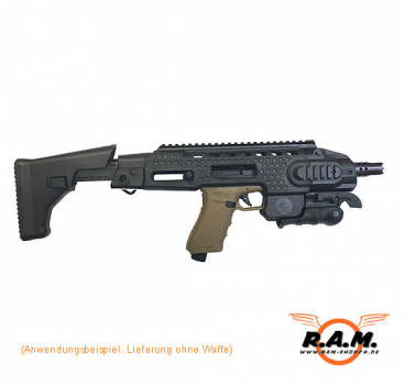 Ronin Style / Caribe Conversion Kit MP für RAM Combat & Clone