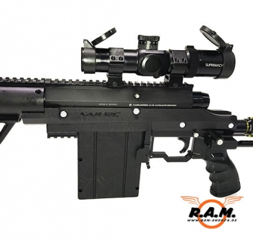 CARMATECH SAR12C Gen. III ULTIMATE LIMITED EDITION cal. 0.68 HARDCORE SNIPER