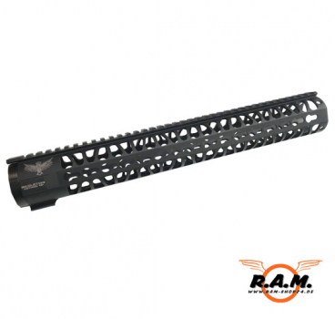 "SOLIDCORE SKELETON 15"" KEYMOD RIS Ultra light **PREMIUM**"