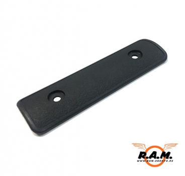 Solidcore Skeleton Keymod Grip Panel, schwarz