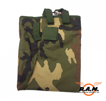 Solidcore - Dump Pouch, Munitionstasche in Woodland