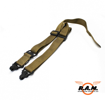 SOLIDCORE MS3 Gen 2 Multi Mission Sling desert / Tan