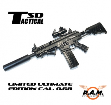 MAXTACT TSD LIMITED ULTIMATE EDITION cal. 0.68 **HARDCORE**
