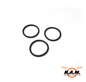 MILSIG - Regulator Piston O-ring / Heat Core AC to Reg O-Ring ver.B (18x5), 3-teilig