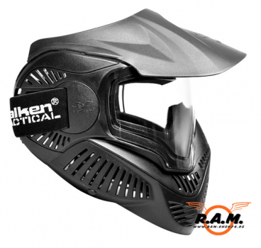 Paintball Maske VALKEN MI-7 thermal - schwarz