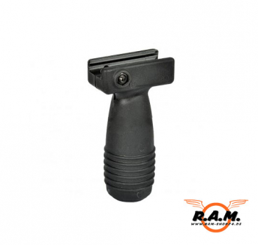 Front Arm Vertical Grip Black