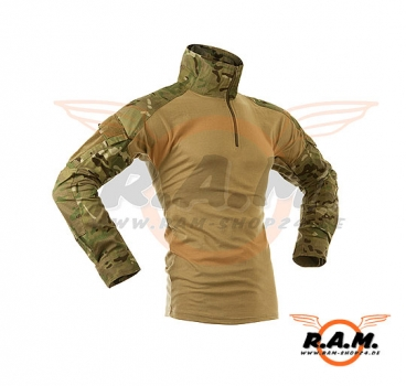 Tactical Combat Shirt Multicam