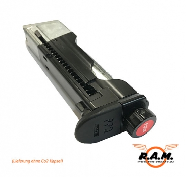 Walther Emergency Magazin PPQ M2 T4E cal. 0.43